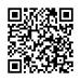 メルマガ会員登録QRコード